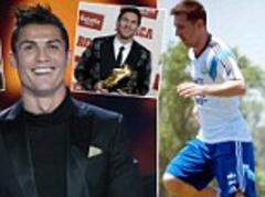 Lionel Messi beats Cristiano Ronaldo to La Liga player of the year award