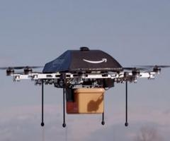Amazon drone delivery flights: innovation or PR stunt?